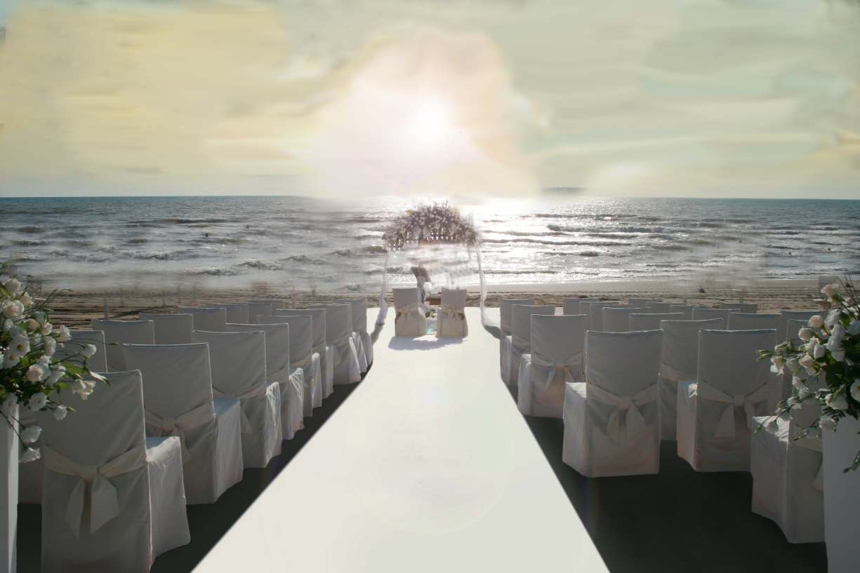matrimonio in spiaggia location